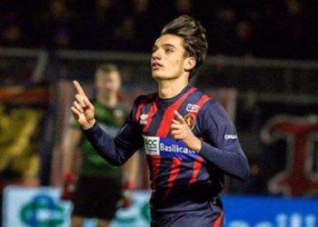Luca Paudice ph Michele Salvatore Potenza Calcio