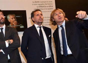 Ph Juventus, Agnelli Paratici Nedved