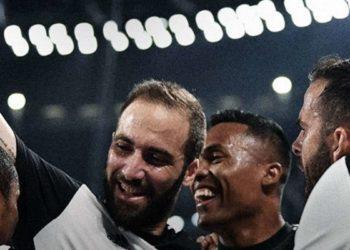 Ph Juventus, Higuain gol
