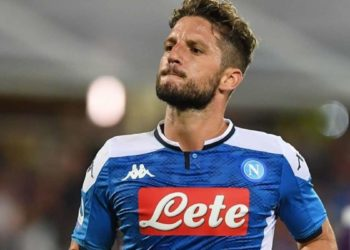 Ph SSC Napoli, Mertens
