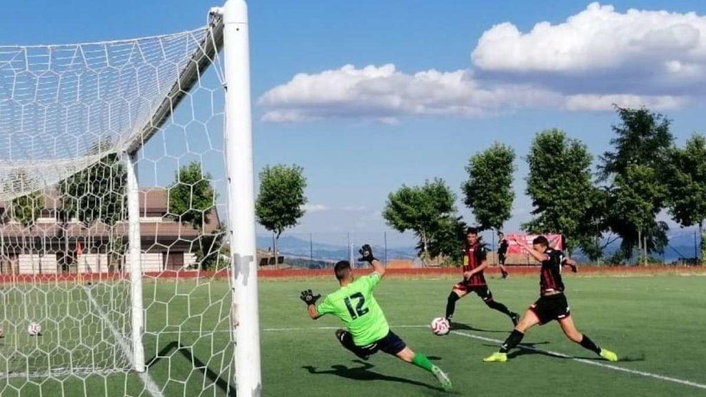 Ph Sorrento, gol vs Nusco