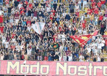 Tifosi Benevento ph Mario Taddeo Benevento Calcio