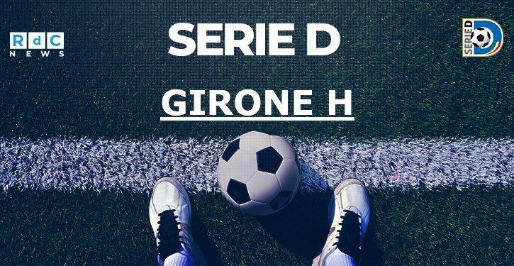 Calendario Serie D Girone H 2020 2020.Calendario Serie D Girone H 2019 20 Ecco Il Calendario Completo