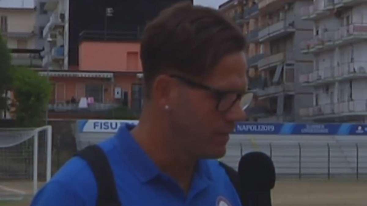 """Casoria, De Michele: """"Vittoria con l'Afro importante ma va replicata subito"""" - Il resto del calcio"""