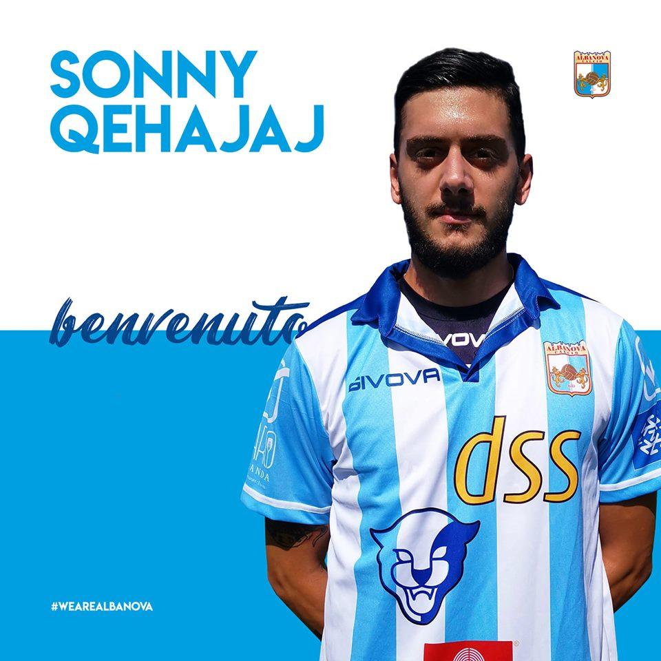 Sonny Qehajaj, Albanova