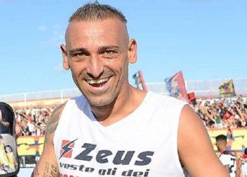 Gigi Castaldo ph Giuseppe Melone F.C. Casertana