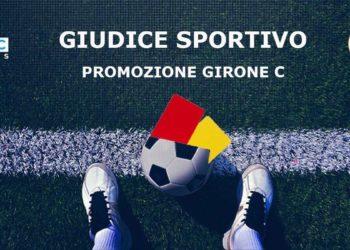 Giudice Sportivo Promozione girone C
