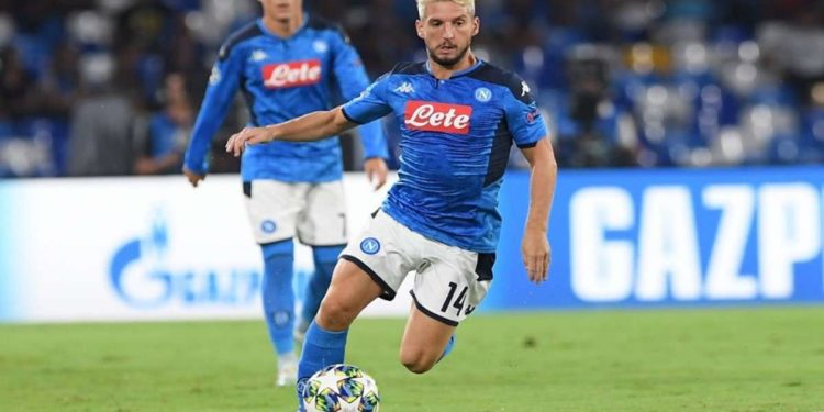 Ph SSC Napoli, Mertens Dries