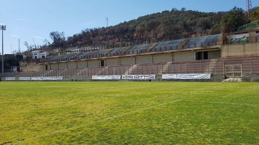 Stadio Conte, Pozzuoli