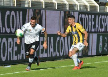 Bartolomei Elia Spezia Juve Stabia ph S.S. Juve Stabia