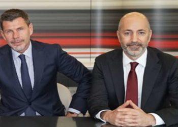 Ph AC Milan, Gazidis
