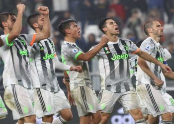 Ph Juventus, vs Genoa
