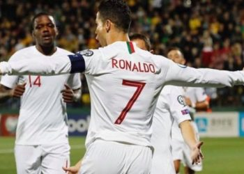 Ph Official Facebook, Cristiano Ronaldo record
