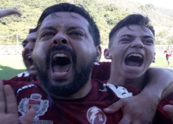 Ph Sporting Pontecagnano, esultanza