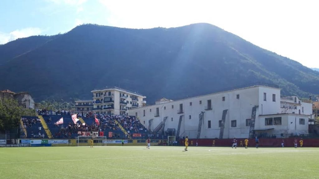 Ph Turris, tifosi vs Sorrento