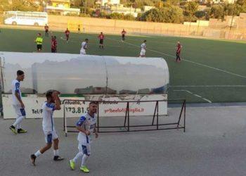 Siciliano esulta ph Scafatese Calcio