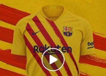 FC Barcellona Maglia 120