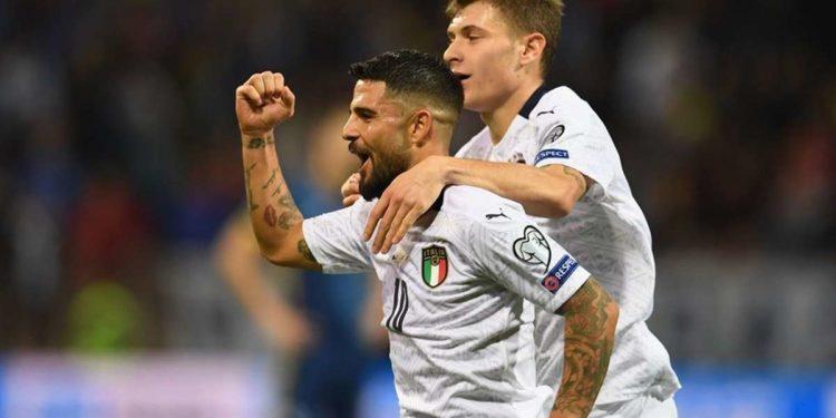 Ph FIGC, Italia Insigne
