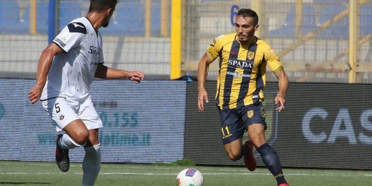 Bifulco ph Antonio Gargiulo Juve Stabia