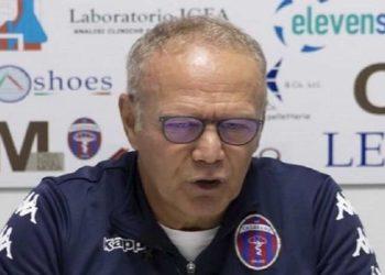 Bitetto allenatore Casarano ph Gigi Garofalo