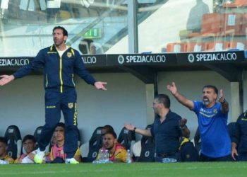 Fabio Caserta ph Andreani S.S. Juve Stabia