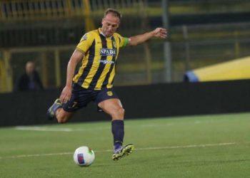 Fabrizio Melara ph Antonio Gargiulo S.S. Juve Stabia