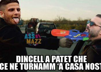 Meme ritiro Napoli ph Facebook
