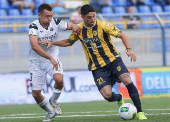 Salvatore Elia ph Antonio Gargiulo Juve Stabia