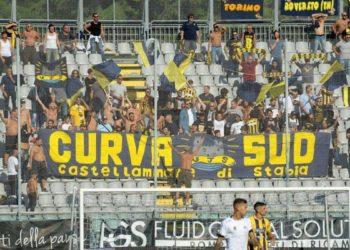Tifosi Juve Stabia trasferta ph Andreani S.S. Juve Stabia