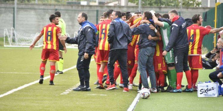 Ph Polisportiva Santa Maria, festa gol