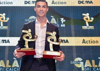 Ph Juventus, Ronaldo AIC