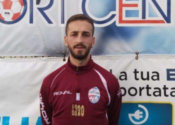Bacio Terracino ph ASD Pomigliano