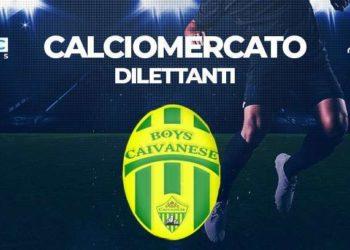 Calciomercato Boys Caivanese ph RdC