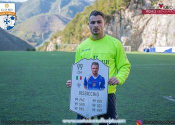 Gerardo Vissicchio record presenze ph Michele Abbagnara Costa d'Amalfi F.C.