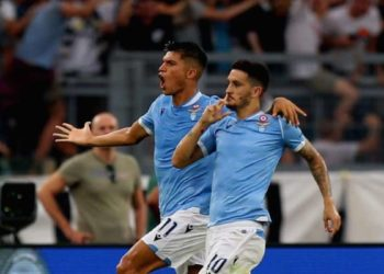 Ph Lazio, Correa e Luis Alberto