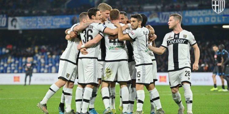 Ph Parma, vs Napoli