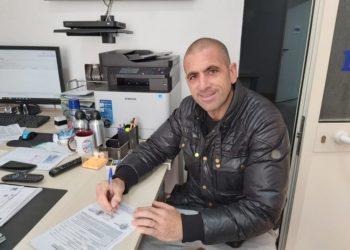 Pietro Pastore ph Pomigliano Calcio