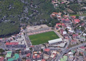 Stadio Conte Pozzuoli ph ASD Puteolana 1902