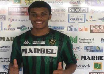 Sulayman Foufoué ph Bitonto Calcio