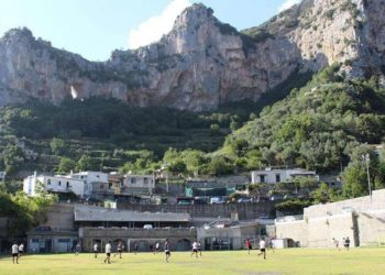 Ph Positano, stadio