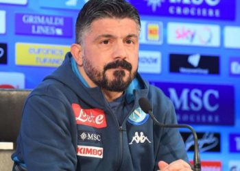Ph SSC Napoli, Gattuso