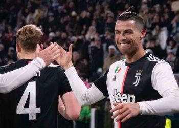 Ph FC Juventus, Ronaldo vs Parma