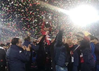 Afragolese vittoria Coppa Italia ph LND Campania