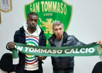 Konatè ph San Tommaso Calcio
