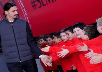 Ph AC Milan, Ibrahimovic