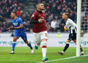 Ph AC Milan, Rebic
