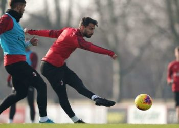 Ph AC Milan, Suso Jesus