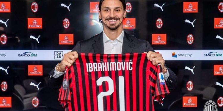 Ph AC Milan, Zlatan Ibrahimovic