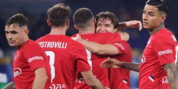Ph Fiorentina, gol Chiesa