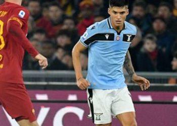 Ph Lazio, Correa vs Roma